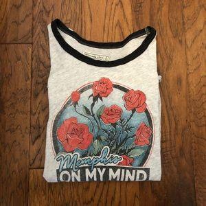 Memphis on my mind tee 🌹